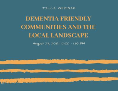 Dementia friendly communities logo